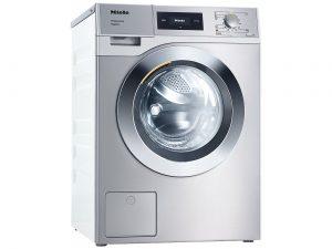 PWM 507 Hygiene [EL DP] Profesionalna mašina za veš s električnim grijanjem, s odvodnom pumpom i programi za dezinfekciju. Učinak 7,0 kg u 49 minuta