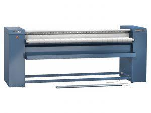 PRI 318 [EL LAM IB RF] Valjak za peglanje, elektro s lamelnim namotom, remenjem i povratom veša