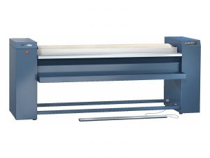 PRI 318 [EL LAM] Valjak za peglanje, elektro s lamelnim namotom za optimalne završne rezultate.
