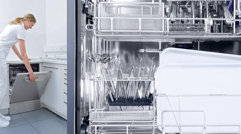 Termo-dezinfektori kompanije Miele Professional su tako snažni i sigurni kao nikada do sada. Oni nude maksimalan kapacitet obrade, inovativne koncepte sušenja kao i najviši komfor korištenja. Jezgra serije sa 60 cm širokim podgradbenim uređajima je inovativni sistem pranja, koji nudi viši kapacitet i bolje rezultate obrade, uz istovremeno redukovanu primjenu resursa. Kod Miele Professional uređaja, […]